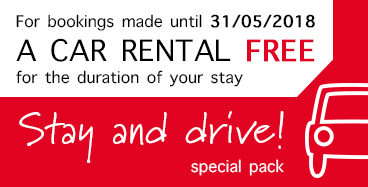 Stay & Drive Offer! (For Suites)